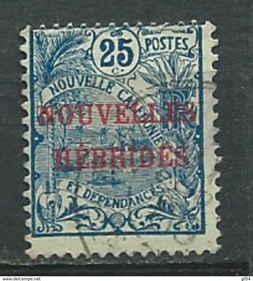 Nouvelles Hébrides - Yvert N°  3   Oblitéré   -  Abc 29705 - French Legend