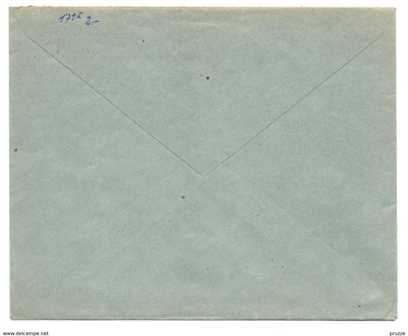 Brief Ohne Inhalt 1922, Von Breslau Nach Berlin - Deutschland