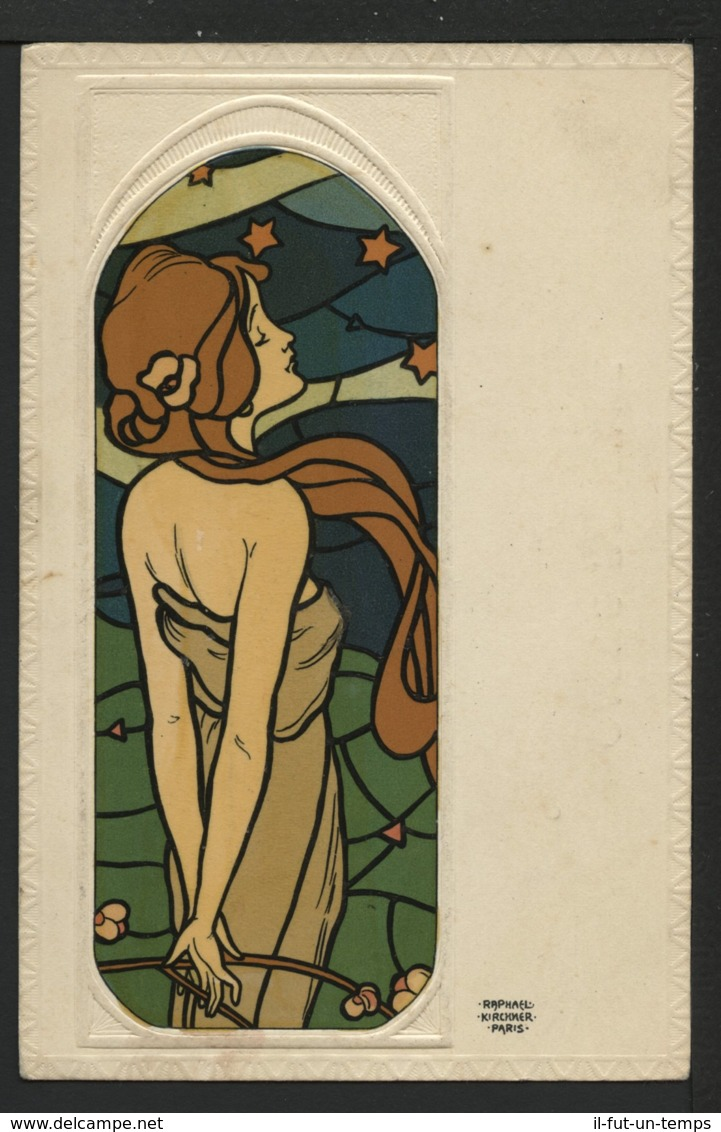 KIRCHNER Raphael - VITRAUX D'ART - TRES BELLE - Kirchner, Raphael