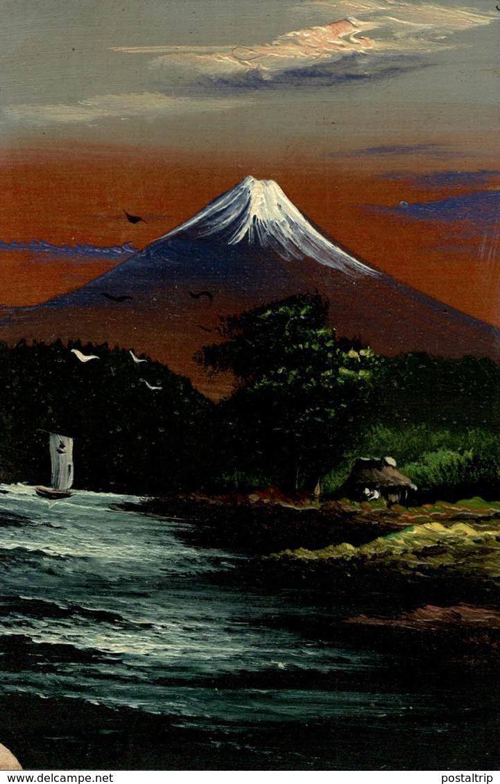 HANDPANTED JAPON JAPAN - Otros