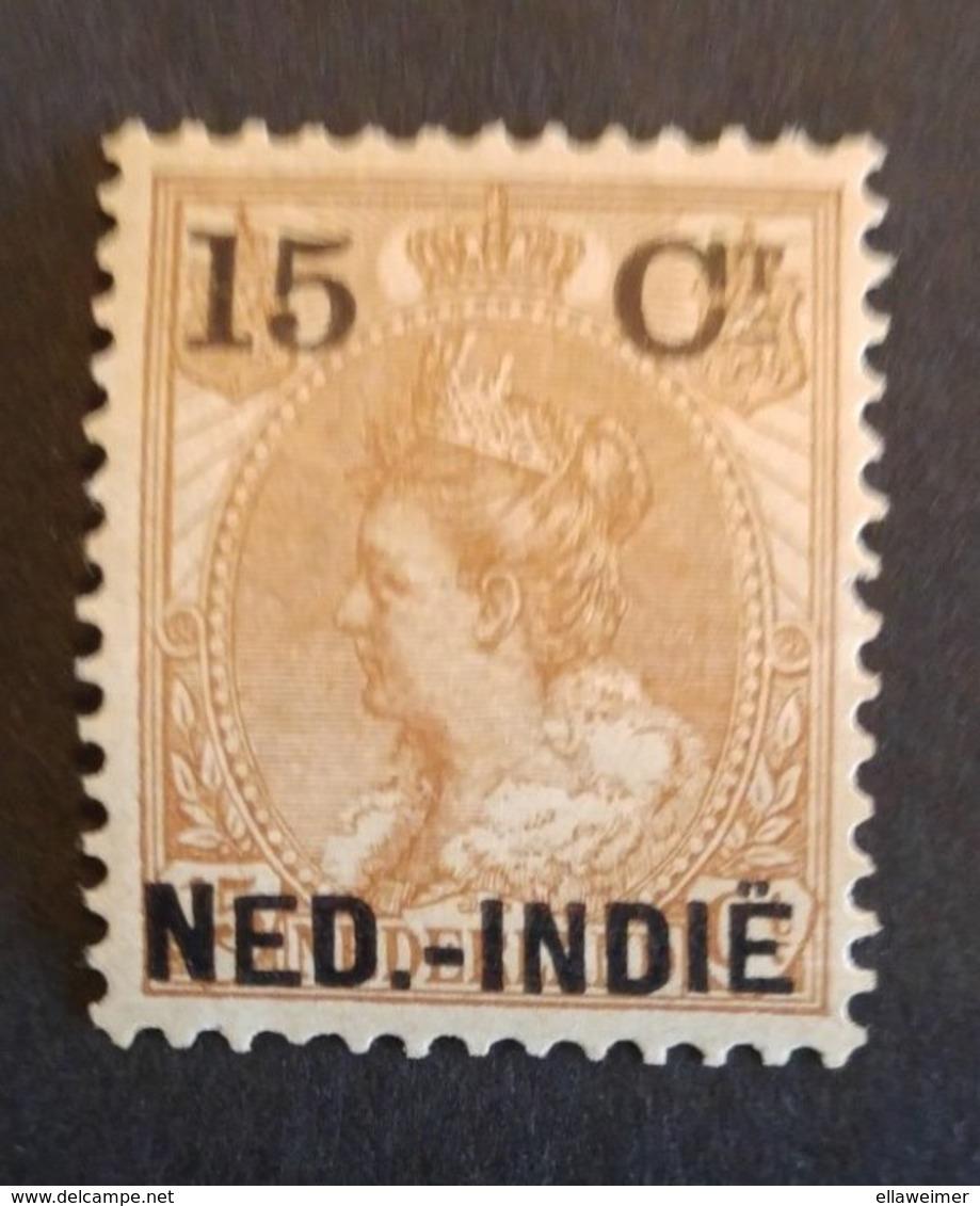 Ned.Indië - Nr. 33 (postfris/unused) - Indes Néerlandaises