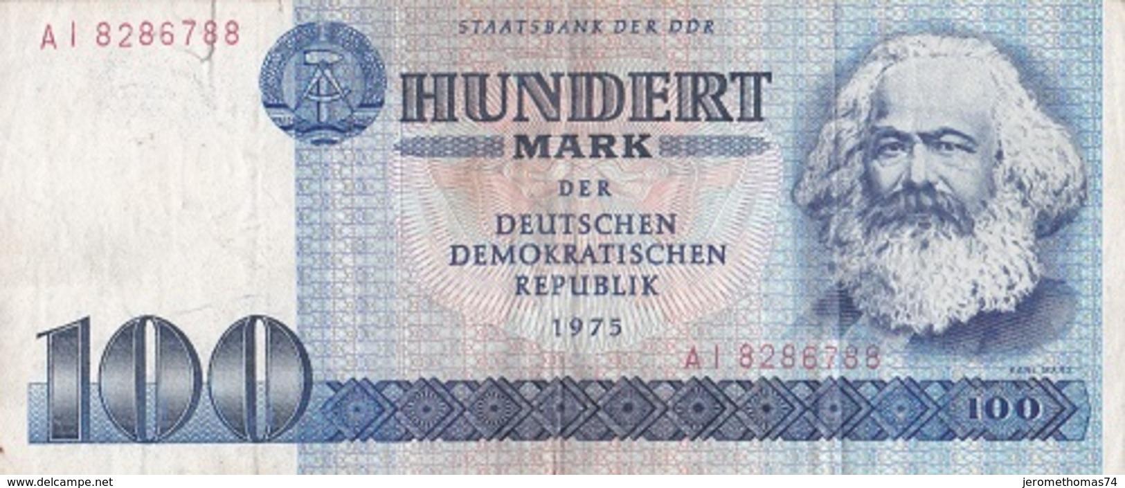 Billet 100 Mark - Germany