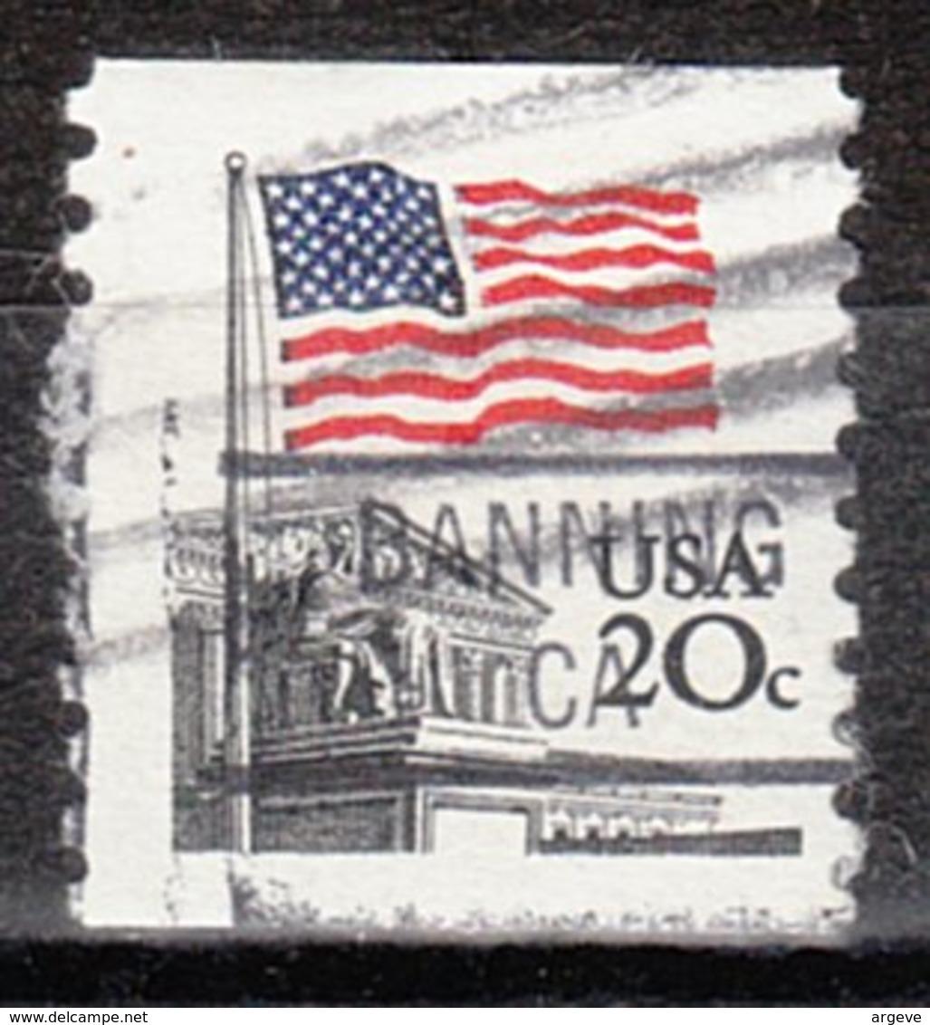 USA Precancel Vorausentwertung Preo, Locals California, Baning 841 (b1) - Etats-Unis