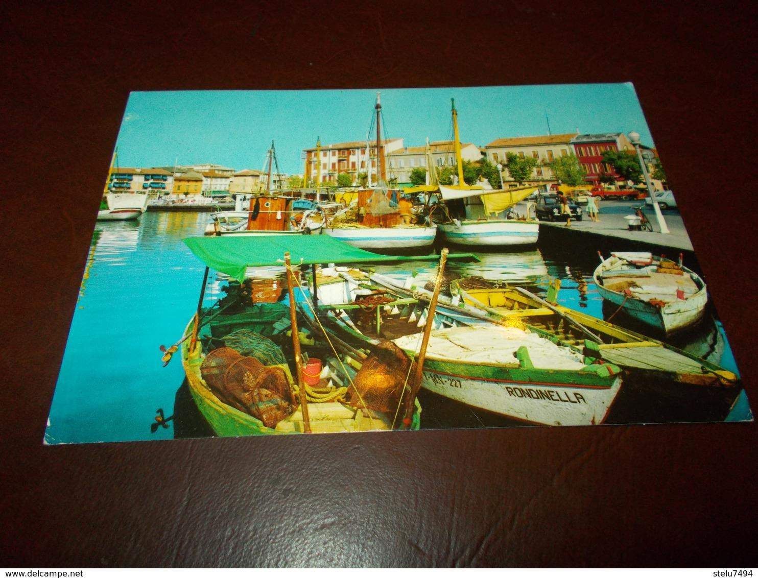B709  Grado Venezia Porto Viaggiata - Italia