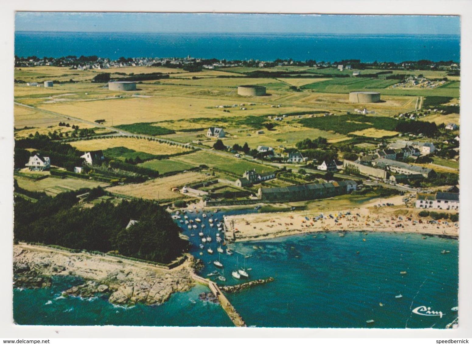 26589 Piriac Sur Mer Vue Aerienne -port Lerat -CIM 3.99.78.4728 - Piriac Sur Mer