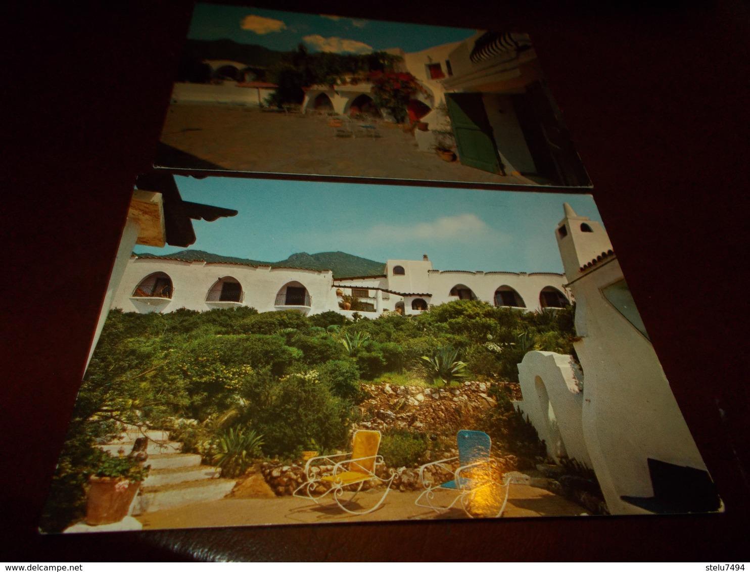 B709  2 Cartoline San Felice Circeo Latina Viaggiate - Italia