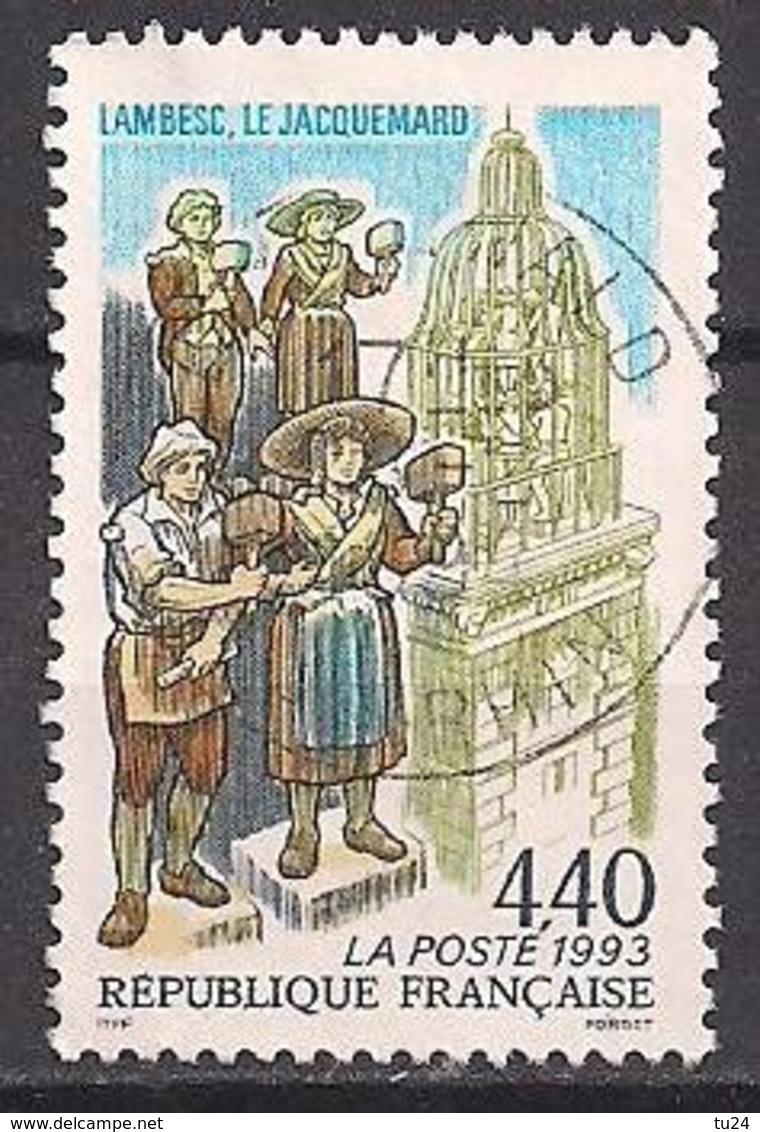 Frankreich  (1993)  Mi.Nr.  2980  Gest. / Used  (9ae32) - Frankreich