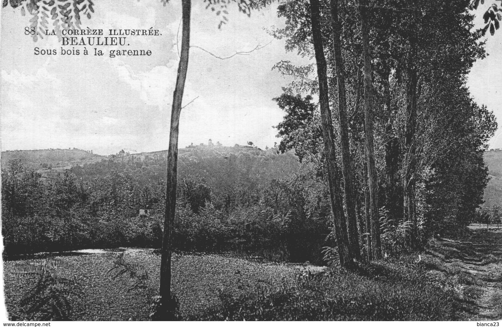 B54826 Beaulieu - Sous Bois à La Garenne - Francia