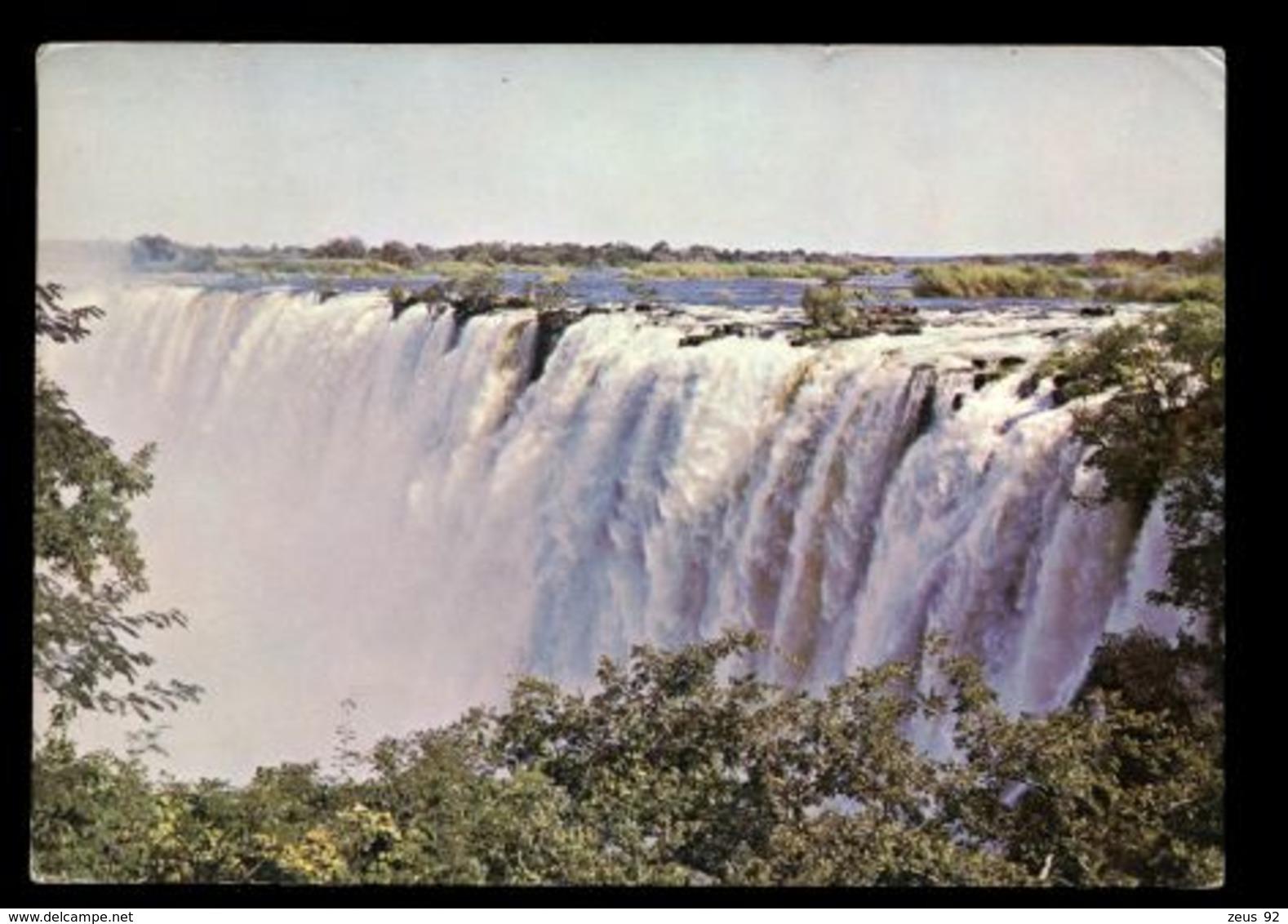 C331 ZIMBABWE - VICOTRIA FALLS - Zimbabwe
