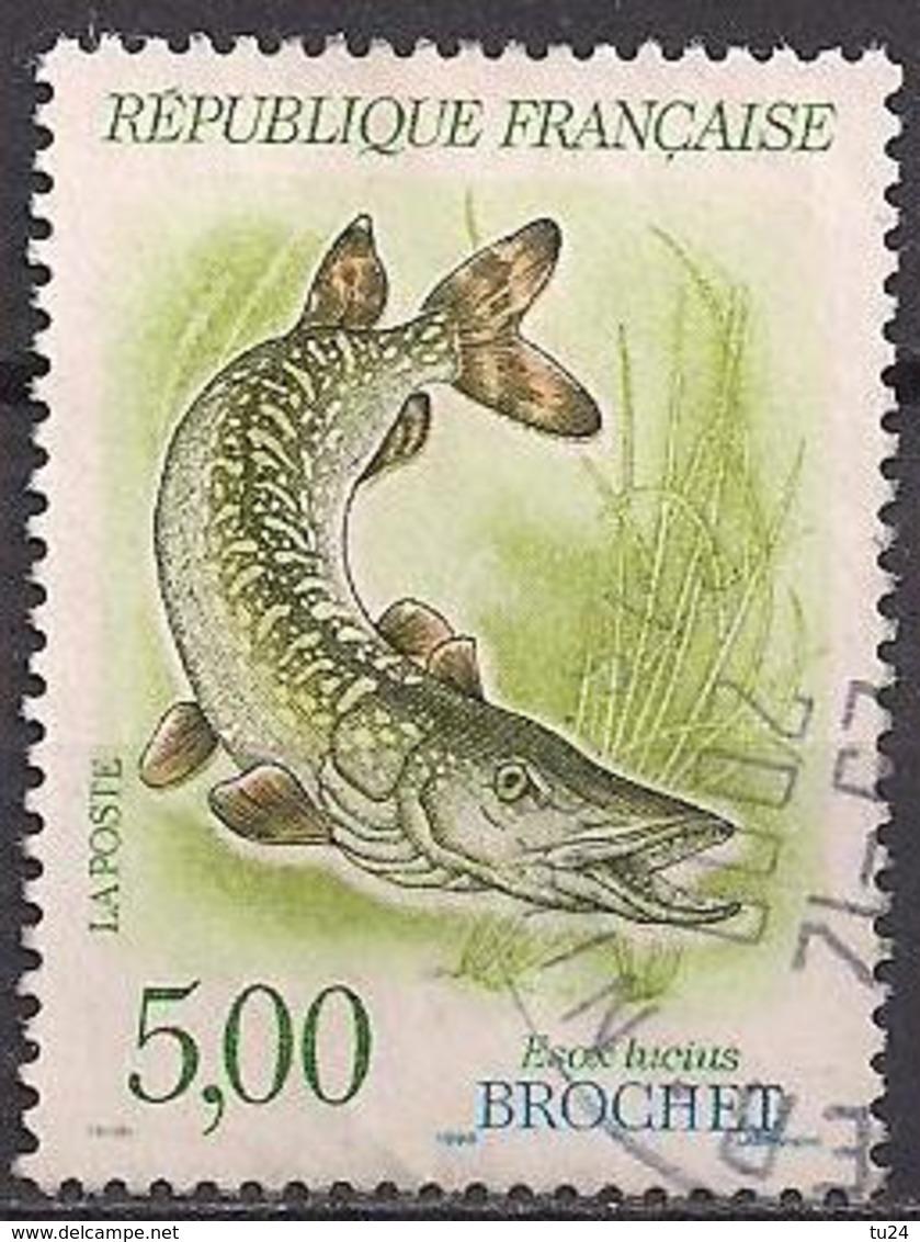 Frankreich  (1990)  Mi.Nr.  2802  Gest. / Used  (8ae08) - Gebraucht