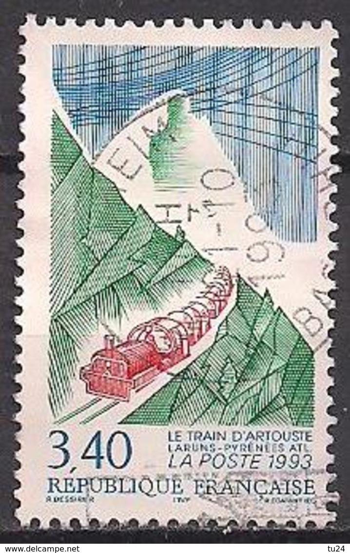 Frankreich  (1993)  Mi.Nr.  2962  Gest. / Used  (8ae13) - Frankreich