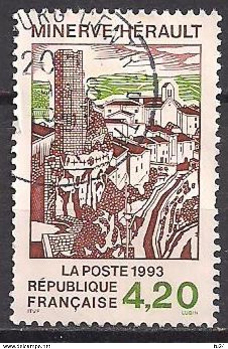 Frankreich  (1993)  Mi.Nr.  2963  Gest. / Used  (8ae20) - Frankreich