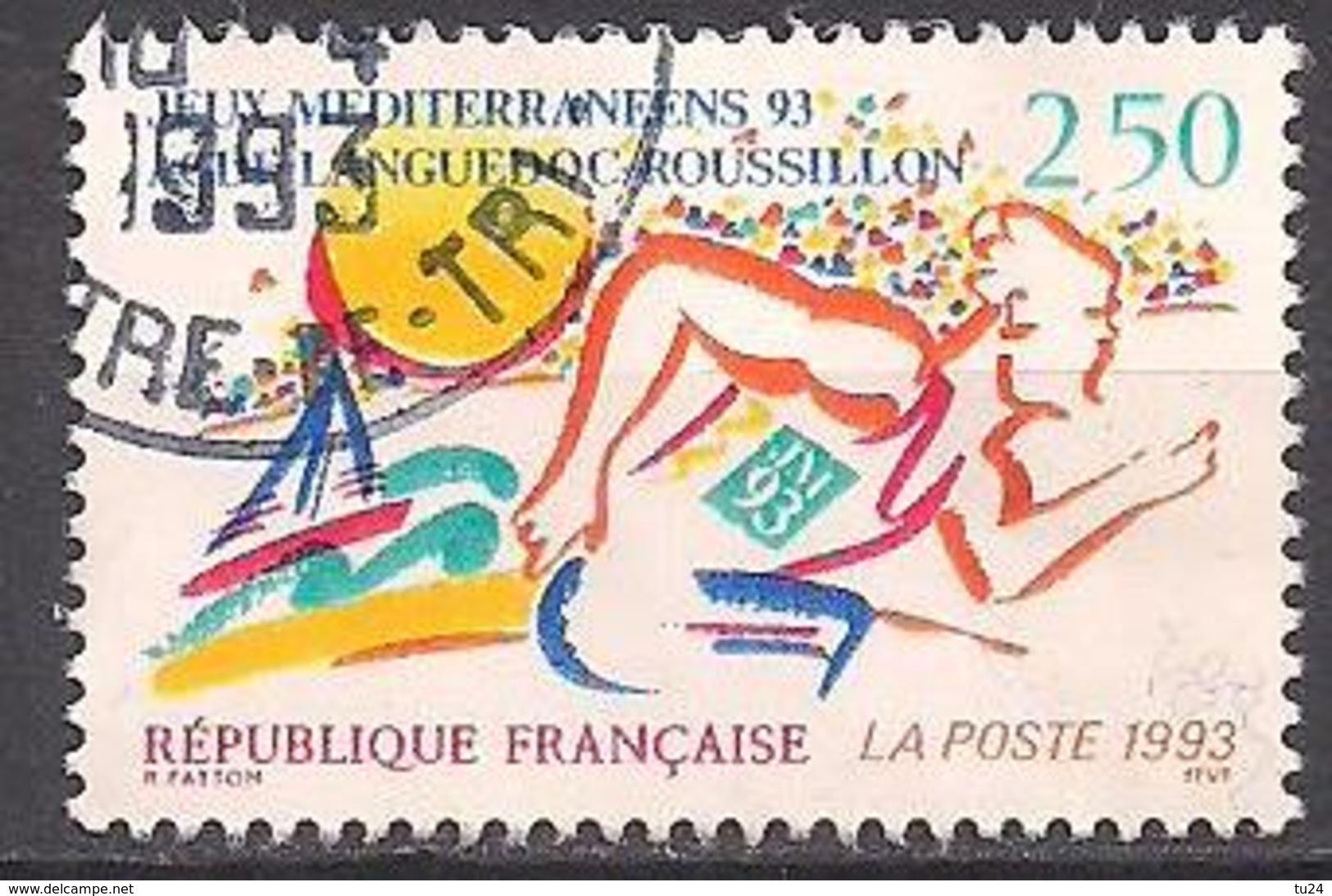 Frankreich  (1993)  Mi.Nr.  2941  Gest. / Used  (8ae22) - Frankreich