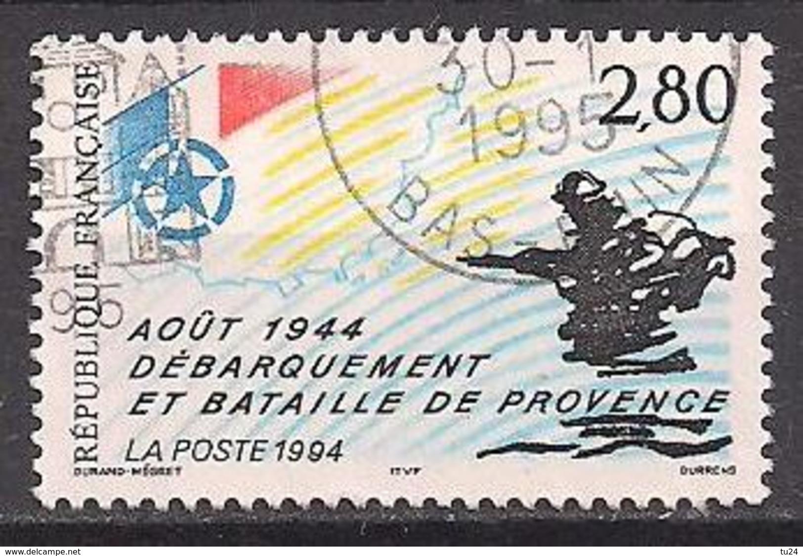 Frankreich  (1994)  Mi.Nr.  3038  Gest. / Used  (8ae25) - Gebraucht