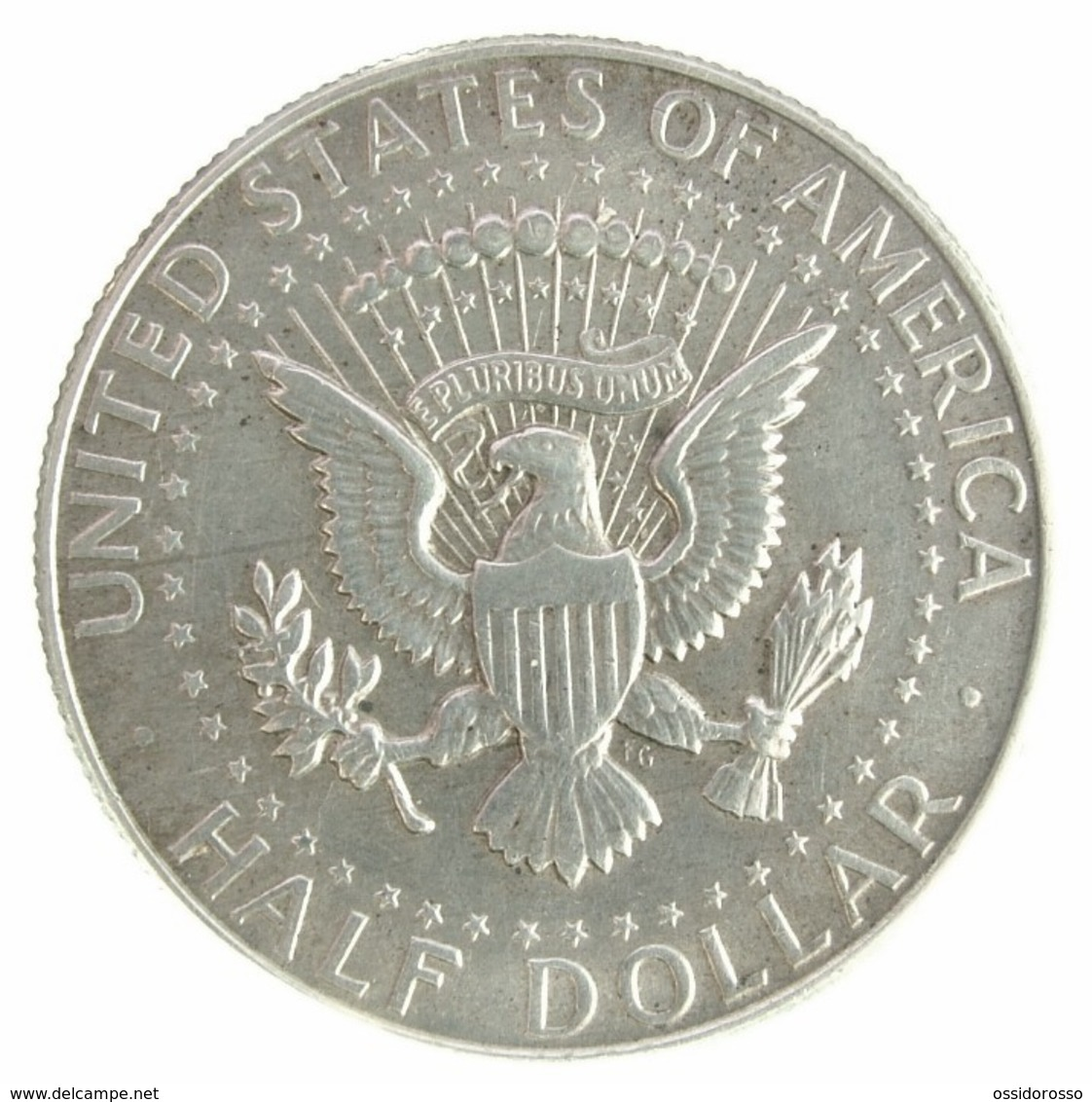 1967 - United States ½ Dollar - KM# 202 - VF - Federal Issues