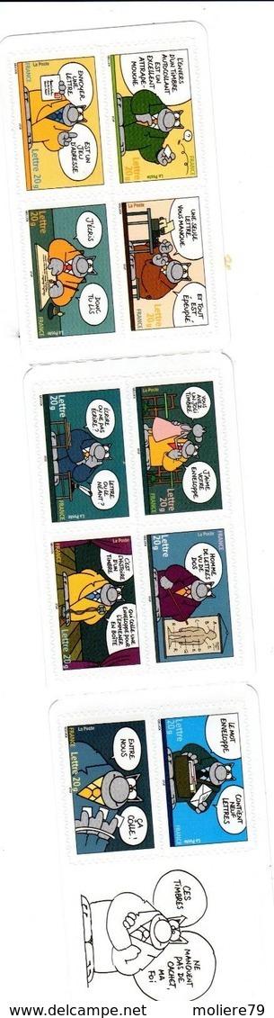 Carnet N° 56, Le Chat, Neuf Et Non Plié - Carnets