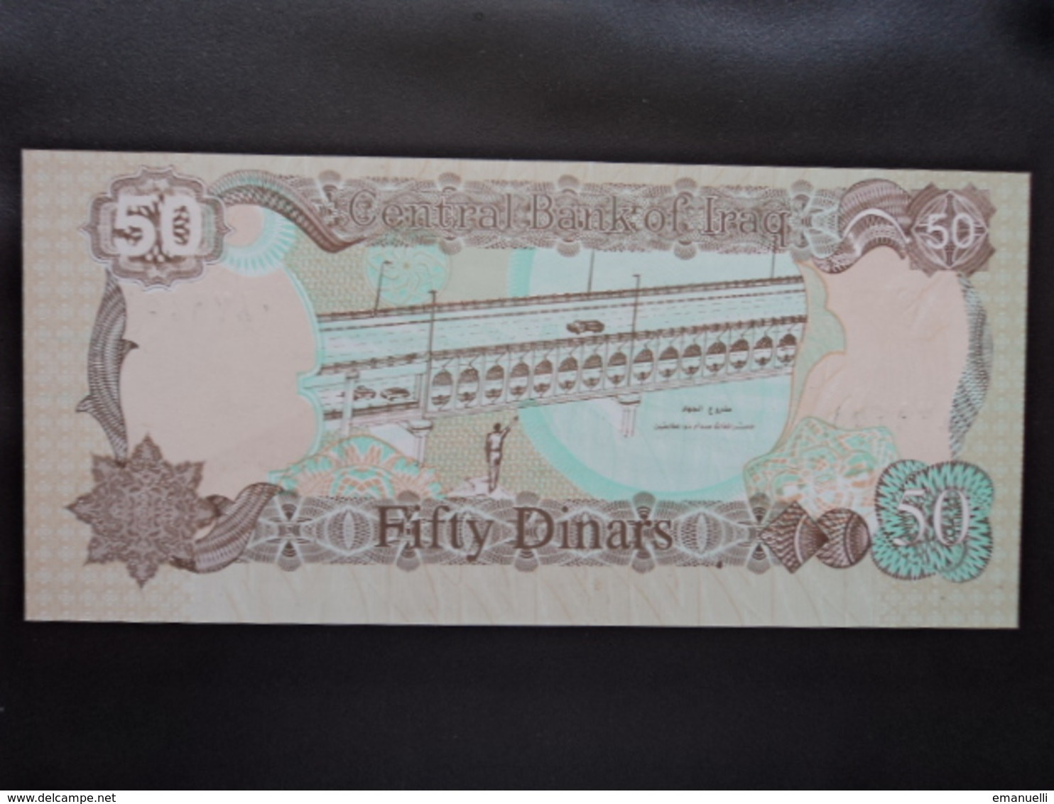 IRAQ : 50 DINARS  1994 - 1414   P 83    NEUF - Iraq