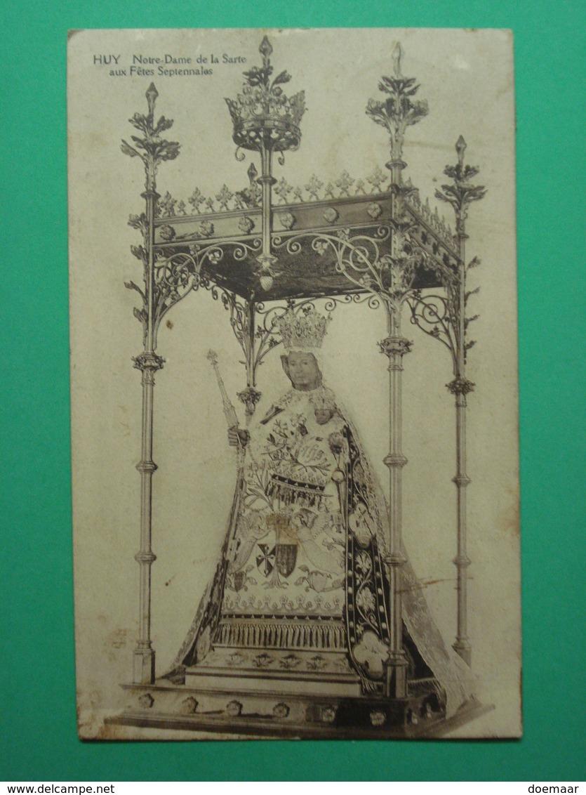 Hoei Huy Notre Dame De La Sarte - Huy