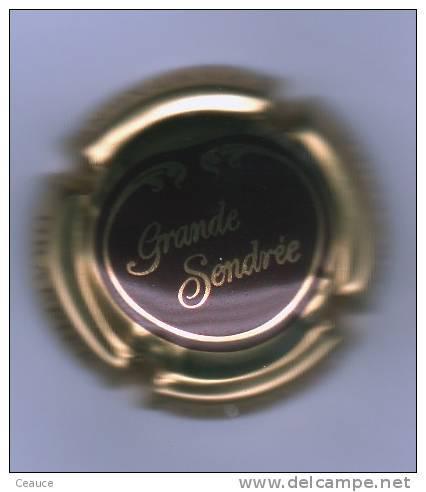 """CHAMPAGNE"""" DRAPPIER CUVÉE GRANDE SENDRÉE 18 """" (12) - Champagne"""