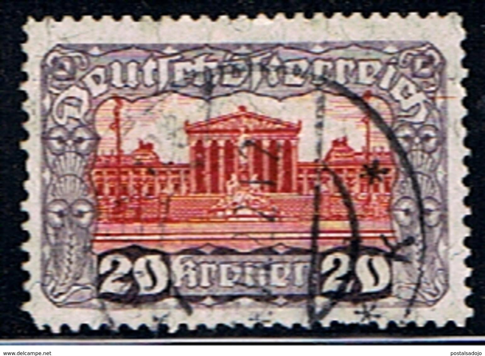 OS 344 // Y&T 221 // 1919-21 - 1918-1945 1ère République