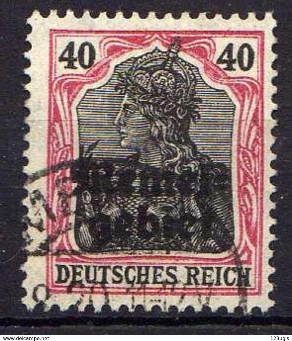 Memel 1920 Mi 6, Gestempelt [120119XXII] - Memelgebiet