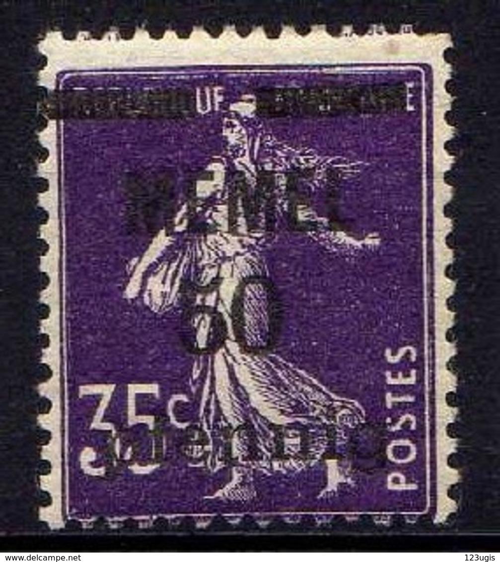 Memel 1920 Mi 23 A * [120119XXII] - Memelgebiet