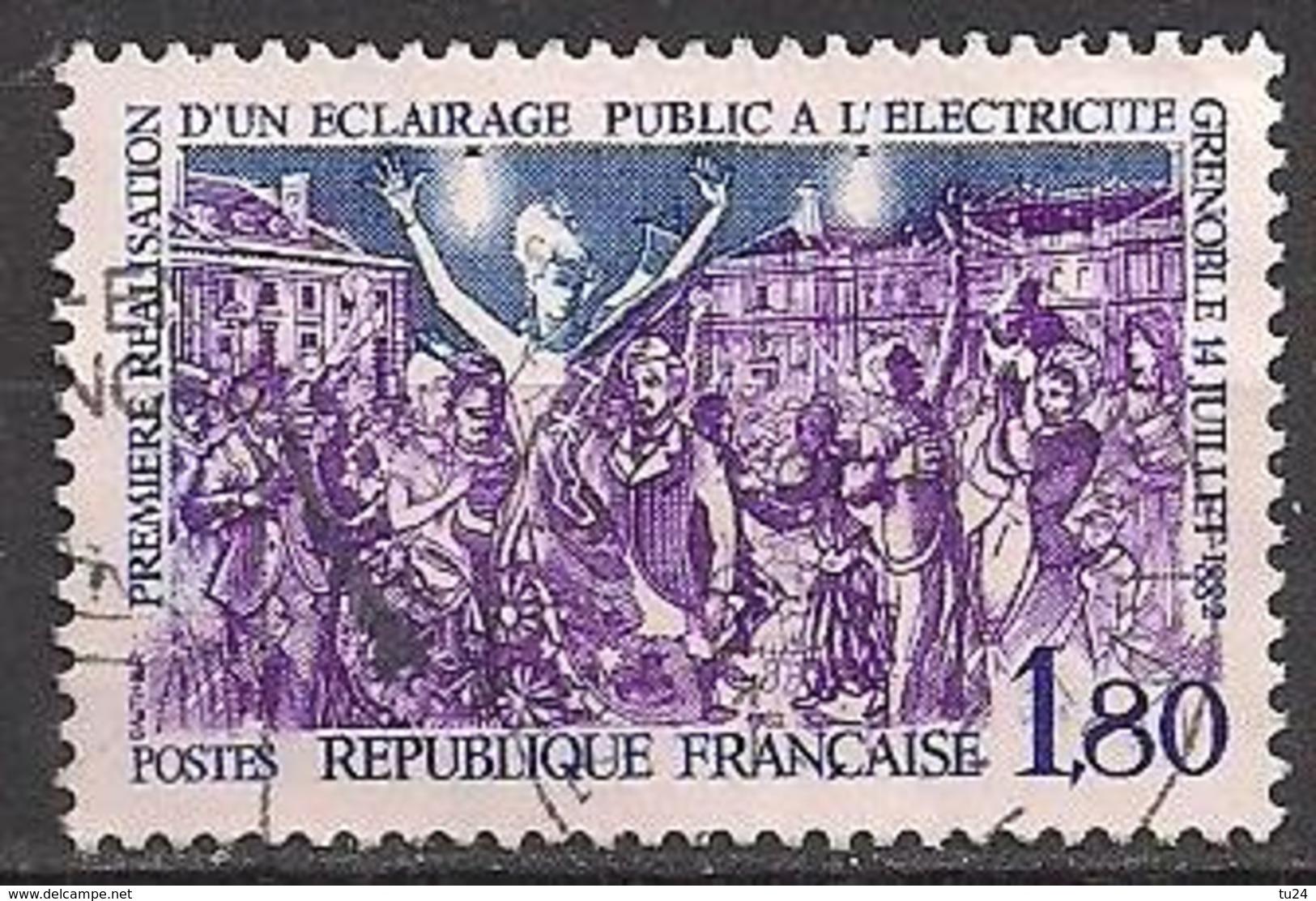 Frankreich  (1982)  Mi.Nr.  2349  Gest. / Used  (8ae55) - Frankreich
