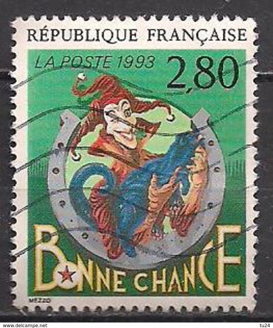 Frankreich  (1993)  Mi.Nr.  2989 A  Gest. / Used  (8ae57) - Frankreich