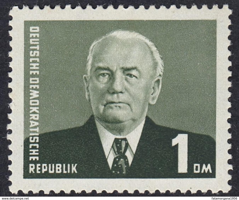 GERMANIA DDR - 1958 - Yvert 342 Nuovo MNH. - DDR