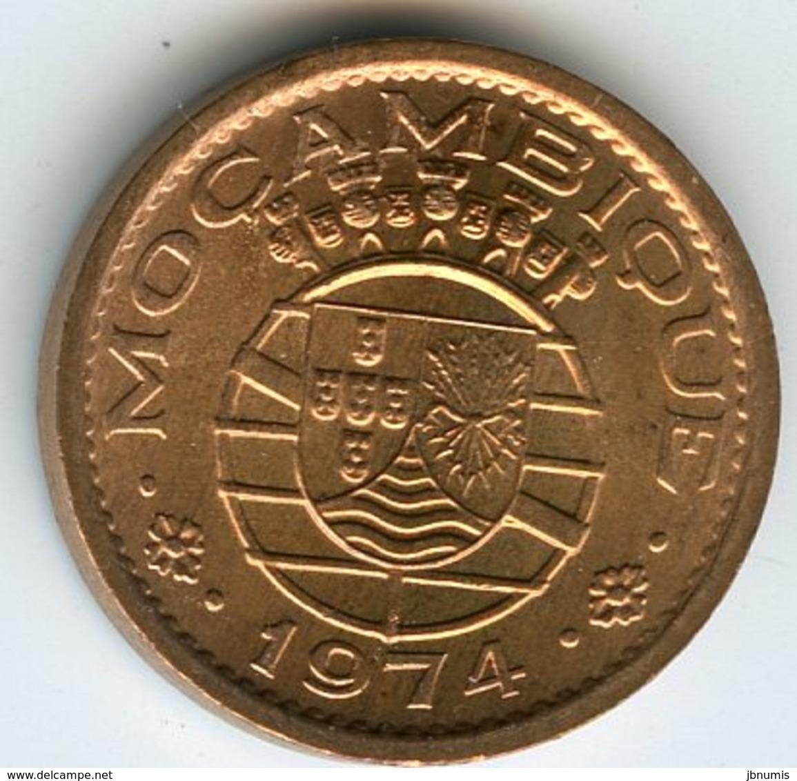 Mozambique 20 Centavos 1974 UNC KM 88 - Mozambique