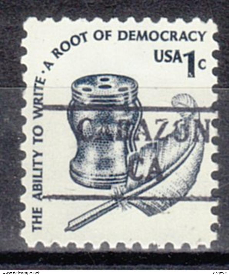 USA Precancel Vorausentwertung Preo, Locals California, Cabazon 882 - Vereinigte Staaten