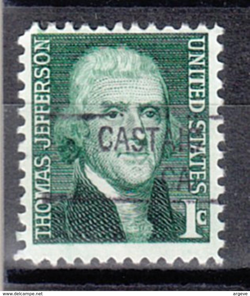 USA Precancel Vorausentwertung Preo, Locals California, Castaic 841 - Vereinigte Staaten