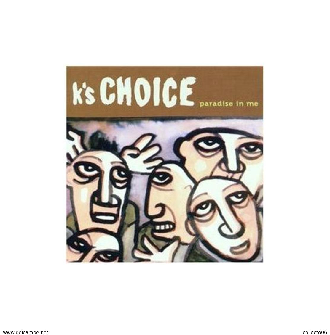 CD K'S CHOICE Paradise In Me - Musik & Instrumente