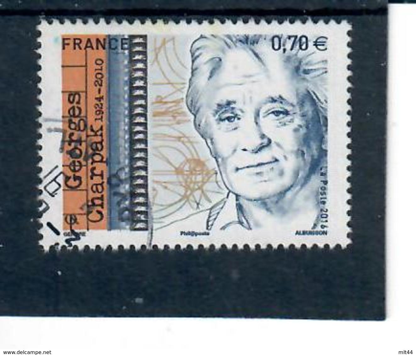 Yt 5034 Georges Charpak Nobel Physique - France