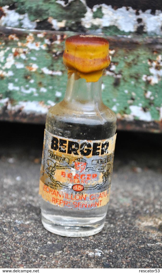 Rare Ancienne Mignonnettes Berger Blanc - Mignonnettes