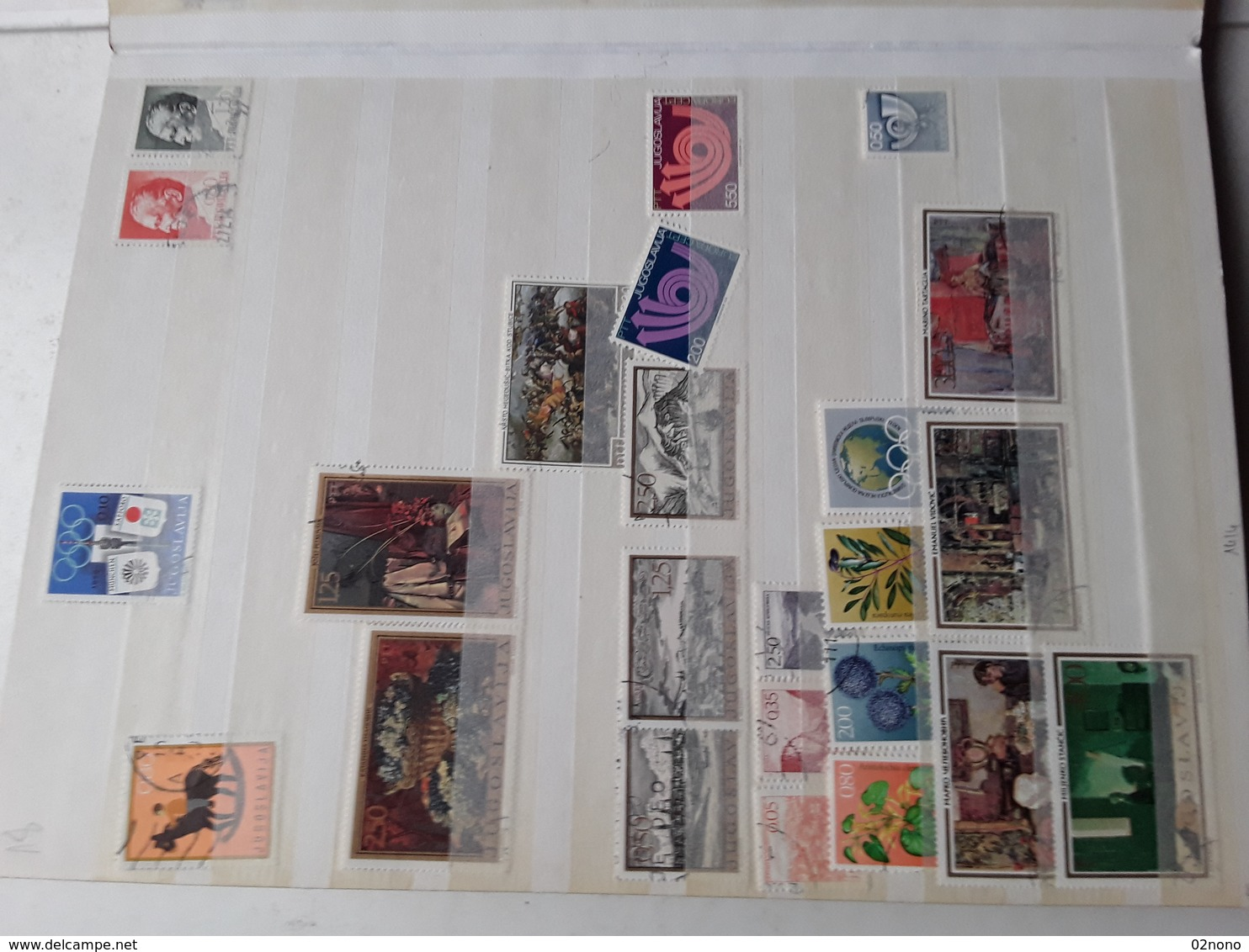Yougoslavie Collection - Lots & Serien
