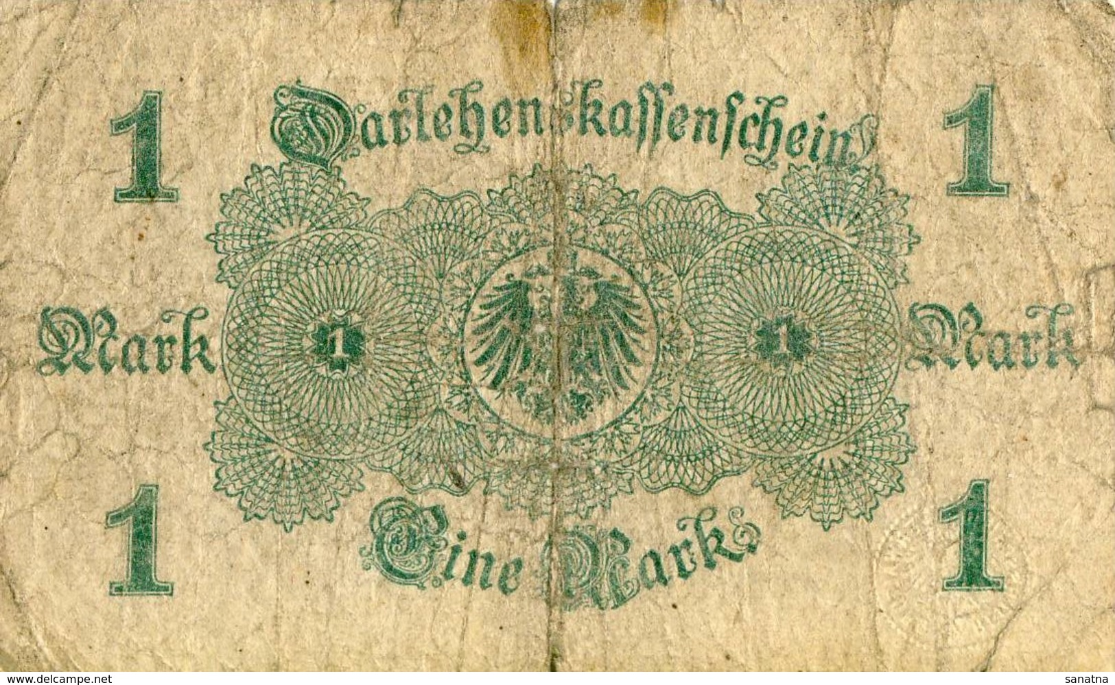Germany  1 Mark  1914 - Altri