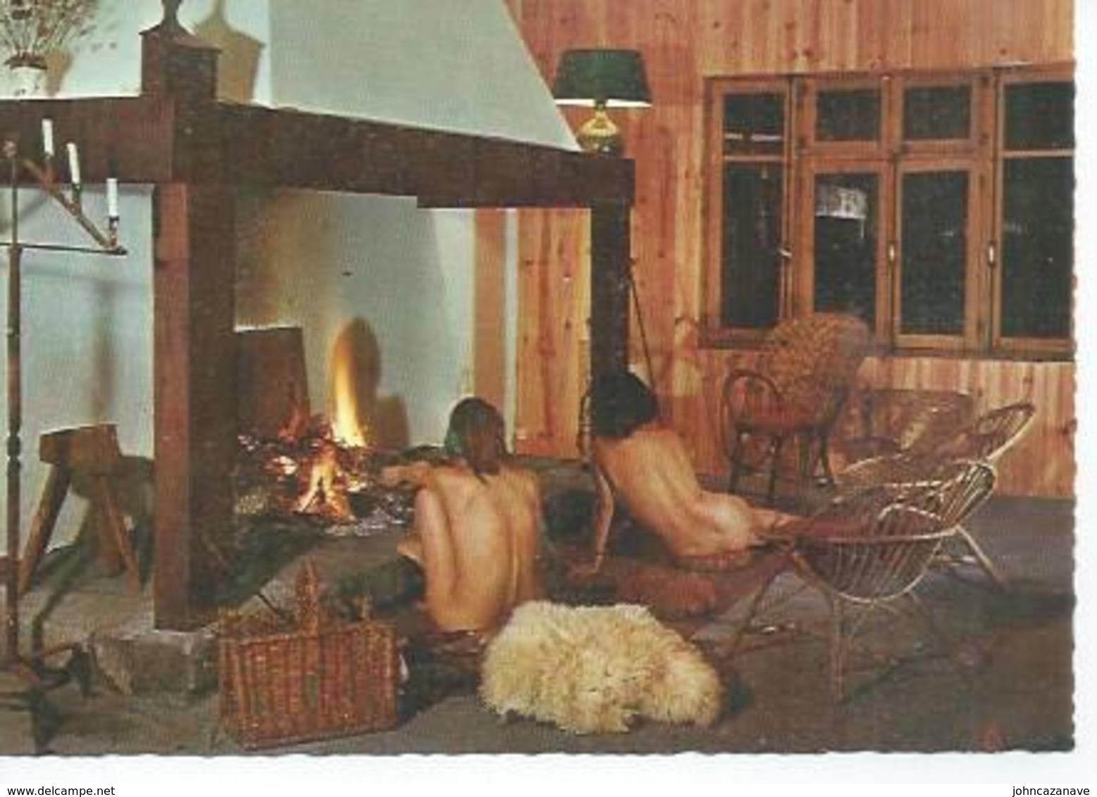 501 - AGDE DOMAINE St-MARTIN  ( Photo: ? ) NUS - NUE - NU - Fine Nudes (adults < 1960)