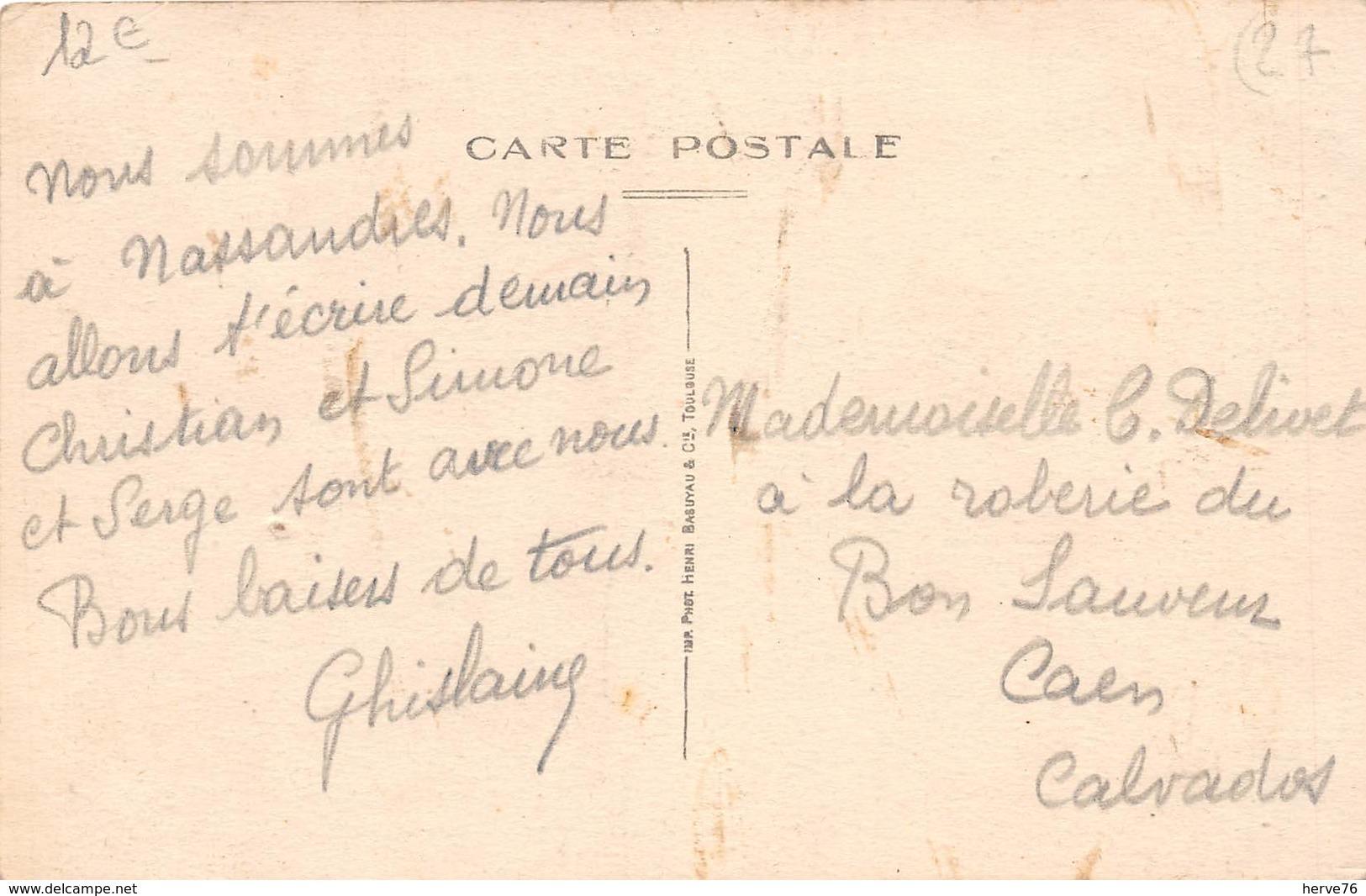 NASSANDRES - Sortie Des Usines BOUCHON - France