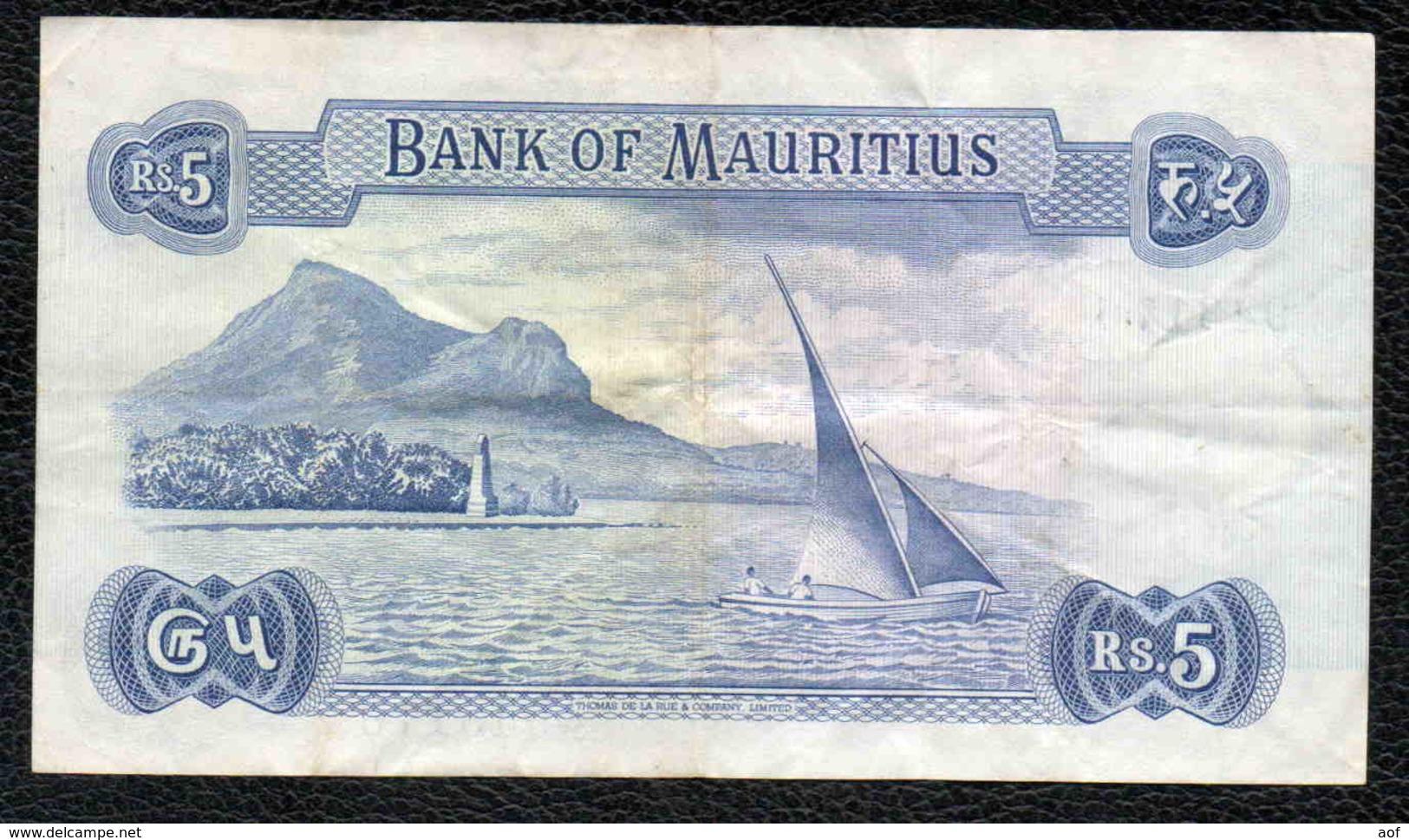 5 MAURICE - Maurice
