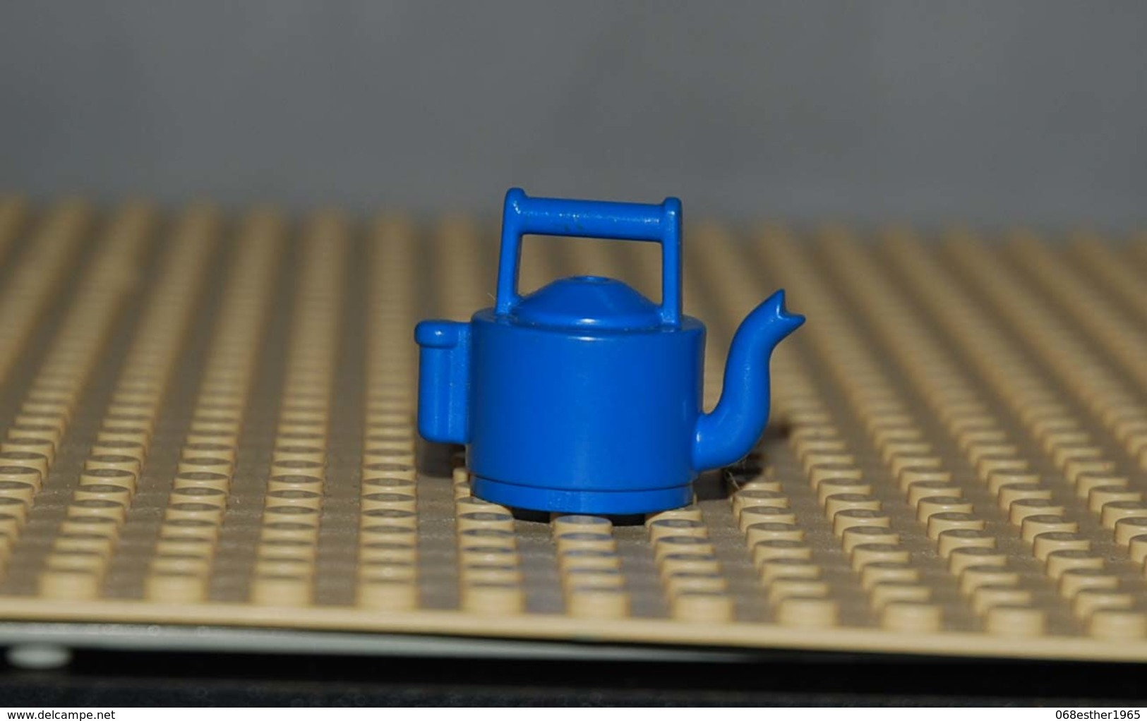 Lego Bouilloire Chaudron Fabuland Bleu Ref Fabeh5 - Lego Technic