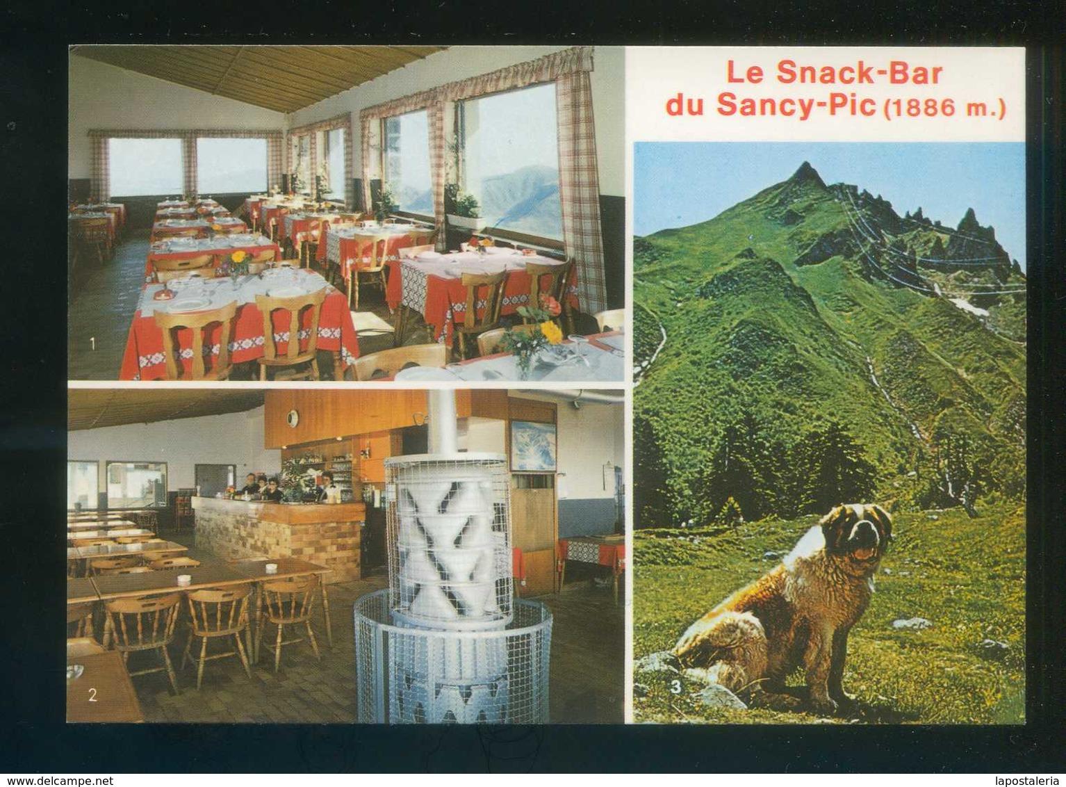 *...Le Secouriste Du Sancy* Ed. Yvon Nº 63. Fabricación Francesa. Nueva. - Perros