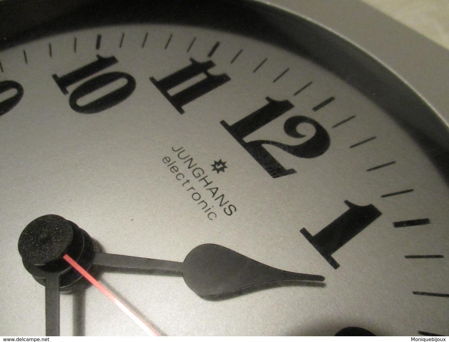 Orologio Da Parete Junghans Anni 70 NUOVO Con Meccanismo Originale - Orologi Da Muro