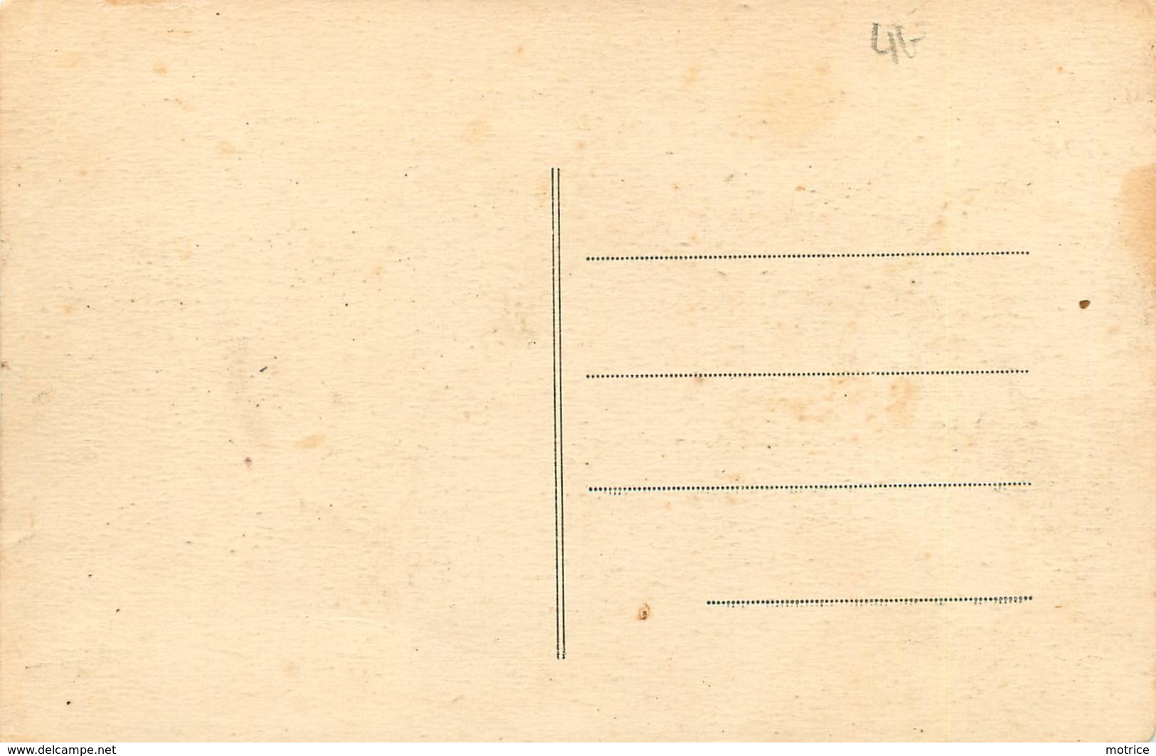 DOULAINCOURT - Préventorium. (carte Vendue En L'état). - Doulaincourt