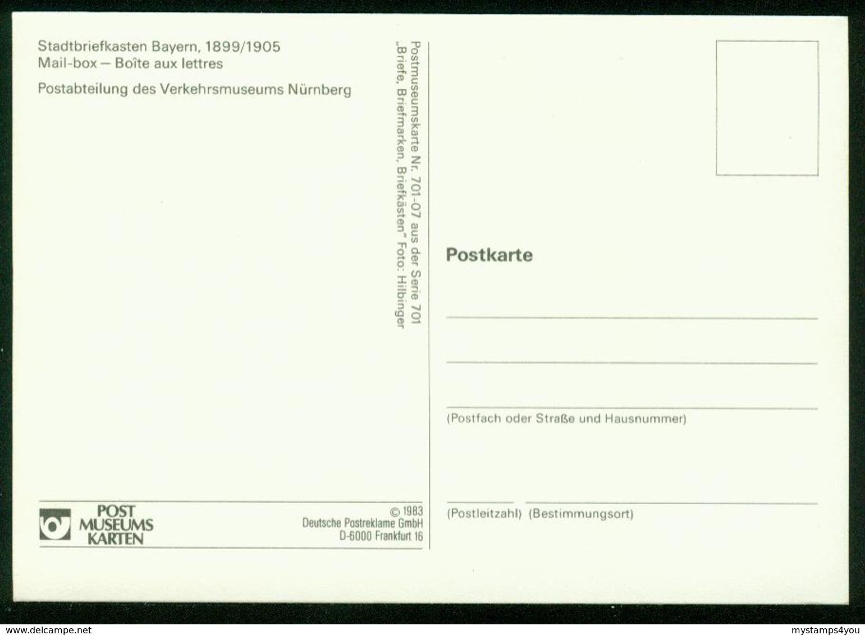 AKx Post | Stadtbriefkasten Bayern - Post