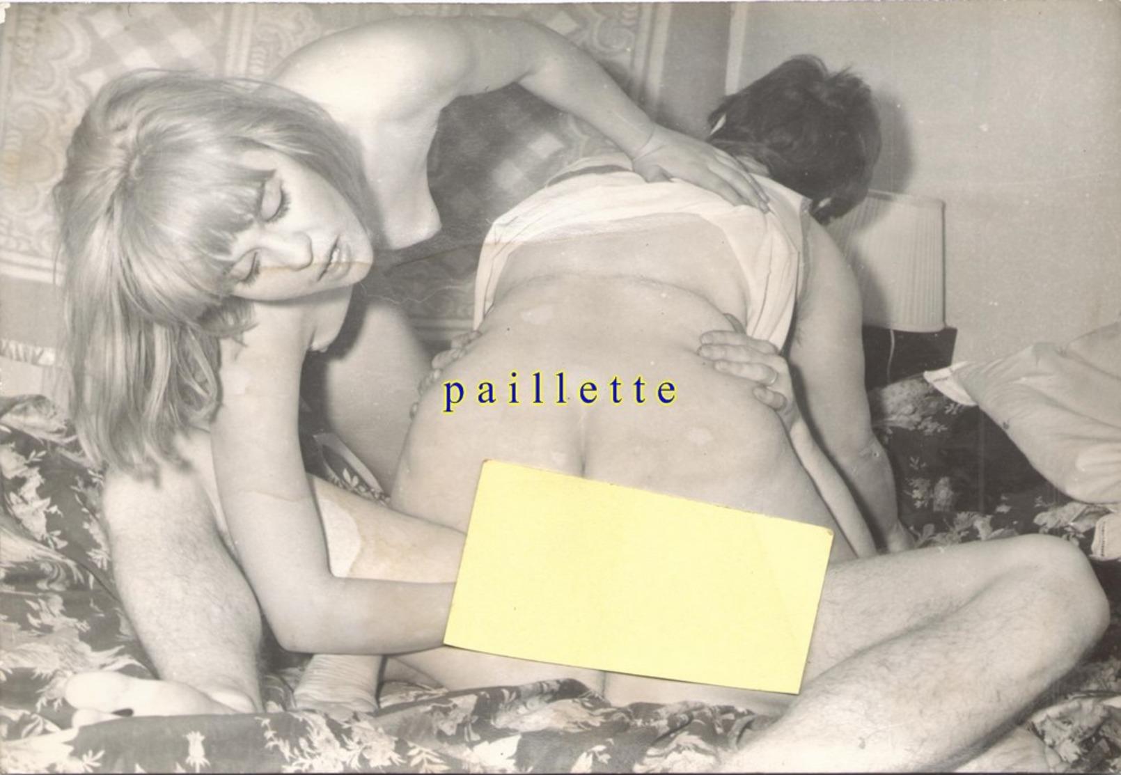 Nue Porno Vintage Nude Naturiste Photo Véritable Ancienne 13x9cm Sexe Années 50/60 ACHAT IMMEDIAT Femme Homme - Beauté Féminine (1941-1960)