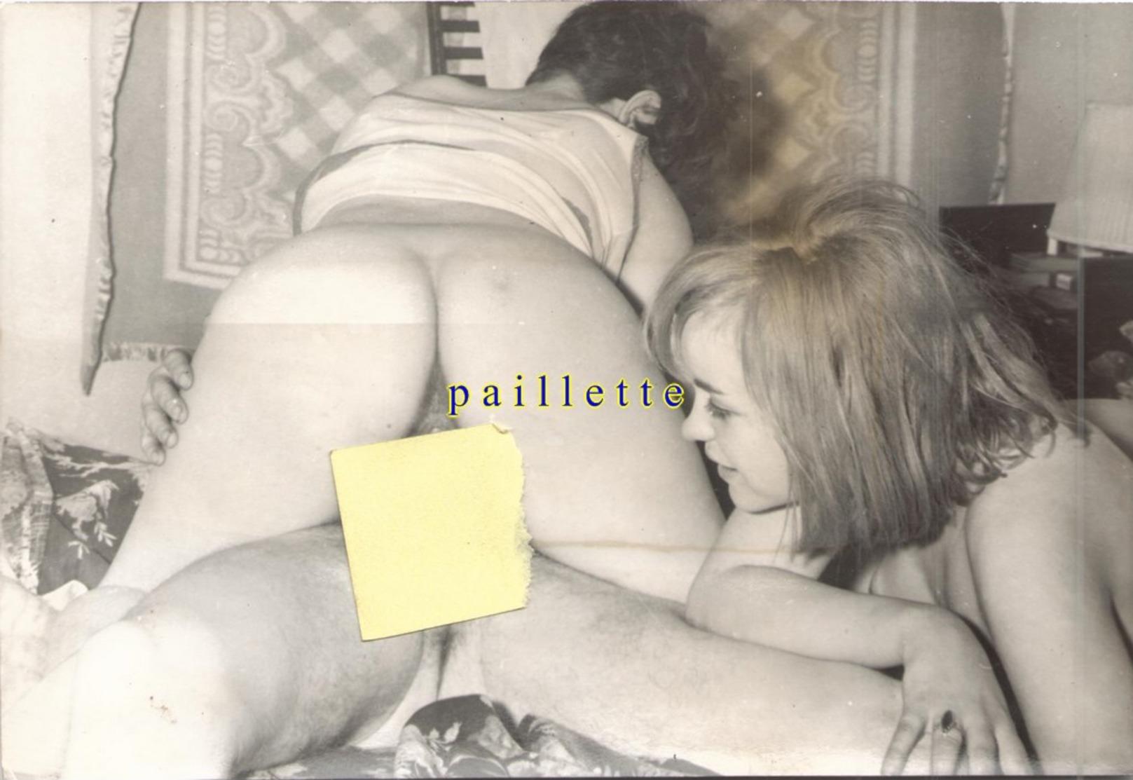 Nue Porno Vintage Nude Naturiste Photo Véritable Ancienne 13x9cm Sexe Années 50/60 ACHAT IMMEDIAT Femmes Homme - Beauté Féminine (1941-1960)