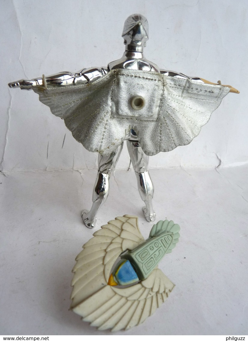 FIGURINE KENNER 1986 SILVERHAWKS TALLY HANK Complet - Figurines