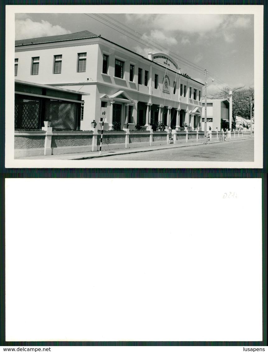 MOÇAMBIQUE [ 0277 ] - INHAMBANE - COLÉGIO DE NOSSA SENHORA DA CONCEIÇÃO - Mozambique