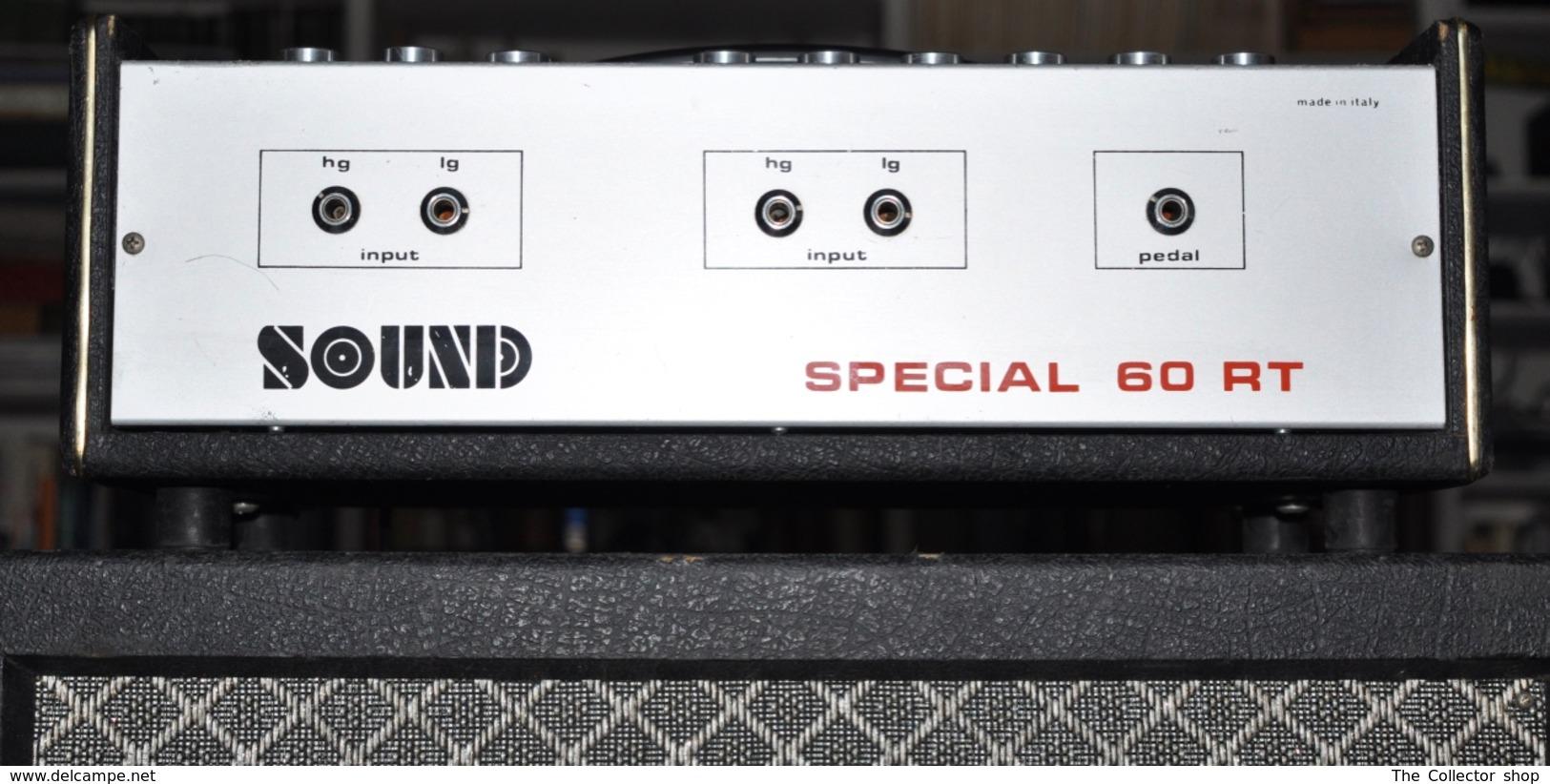 Amplificatore Sound Special 60 RT - Instrumentos De Música